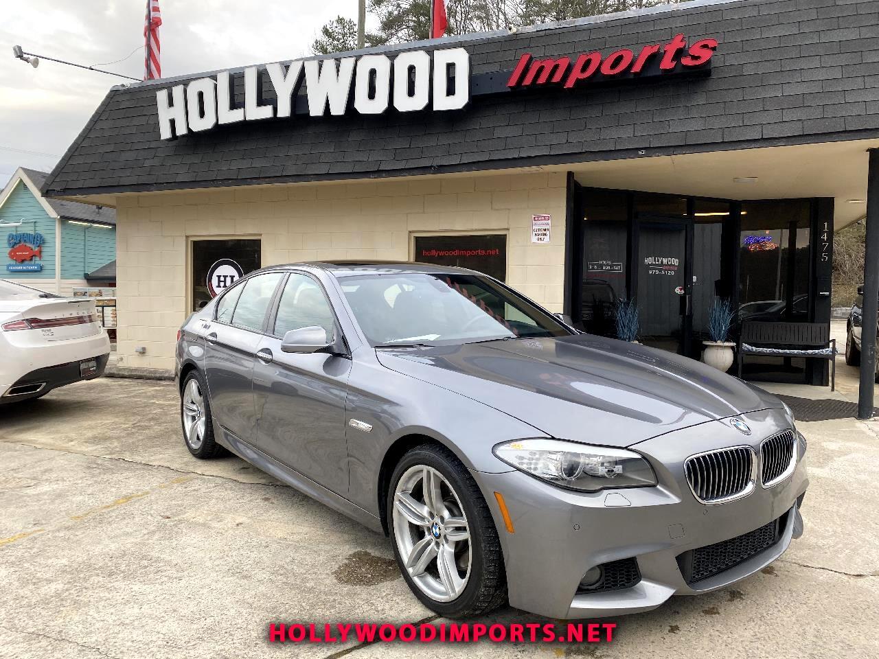 BMW 535xi  2012
