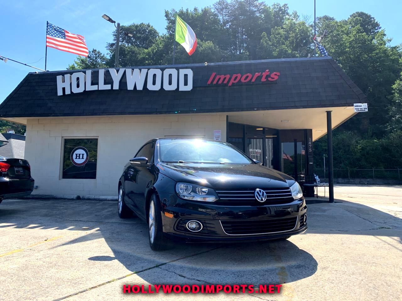 Volkswagen Eos Komfort 2012