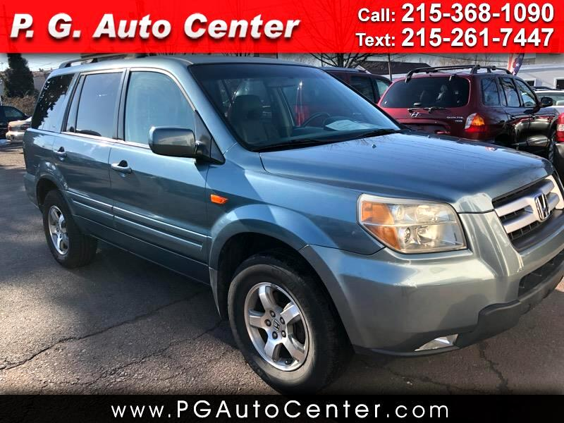 2006 Honda Pilot EX 4WD w/Leather and Navigation