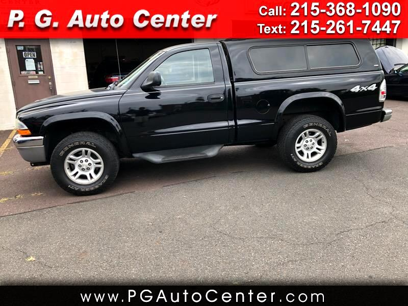 2003 Dodge Dakota SLT 4WD