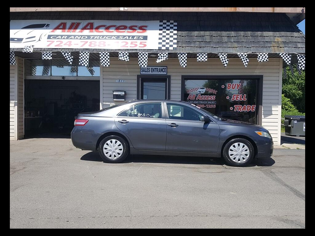 2010 Toyota Camry 4Dr Sdn I4 LE
