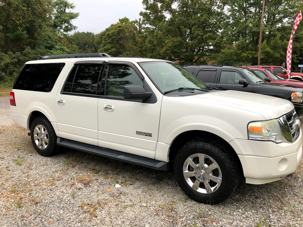 2008 Ford Expedition EL 4WD 4dr XLT