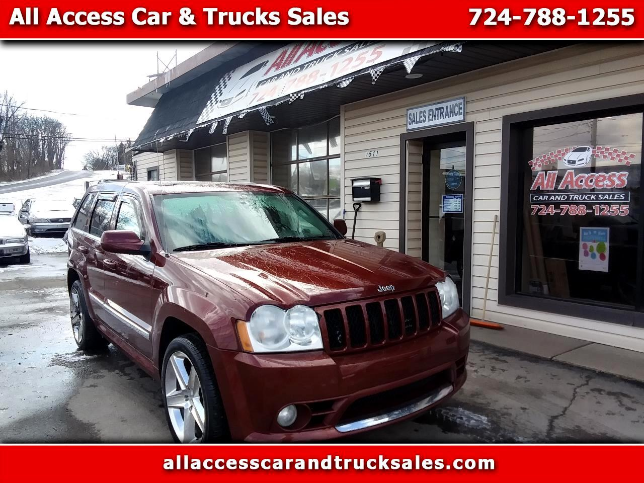 Jeep Grand Cherokee 4WD 4dr SRT-8 2007