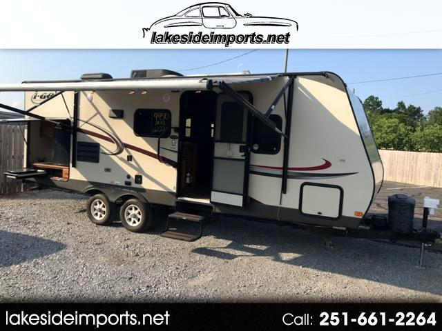 2013 Evergreen i-Go TRAVEL TRAILER