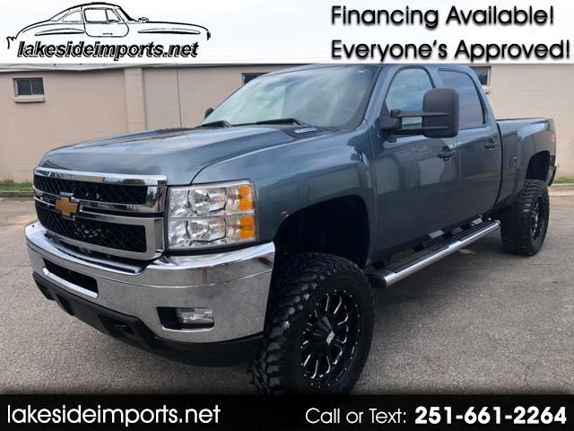 2011 Chevrolet Silverado 2500 HEAVY DUTY LT