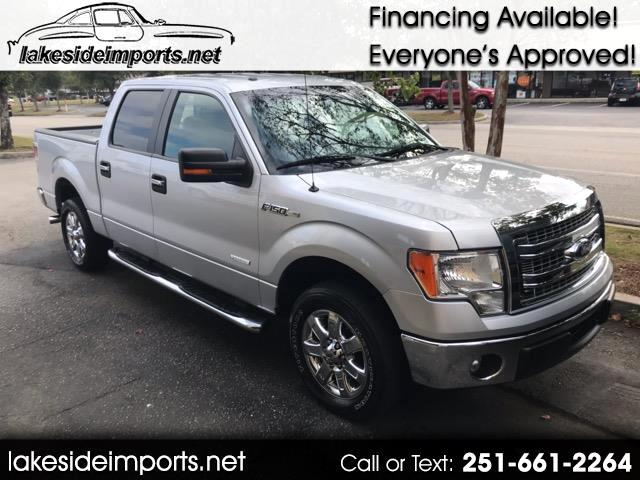 2014 Ford F-150 XLT 2WD SUPERCREW