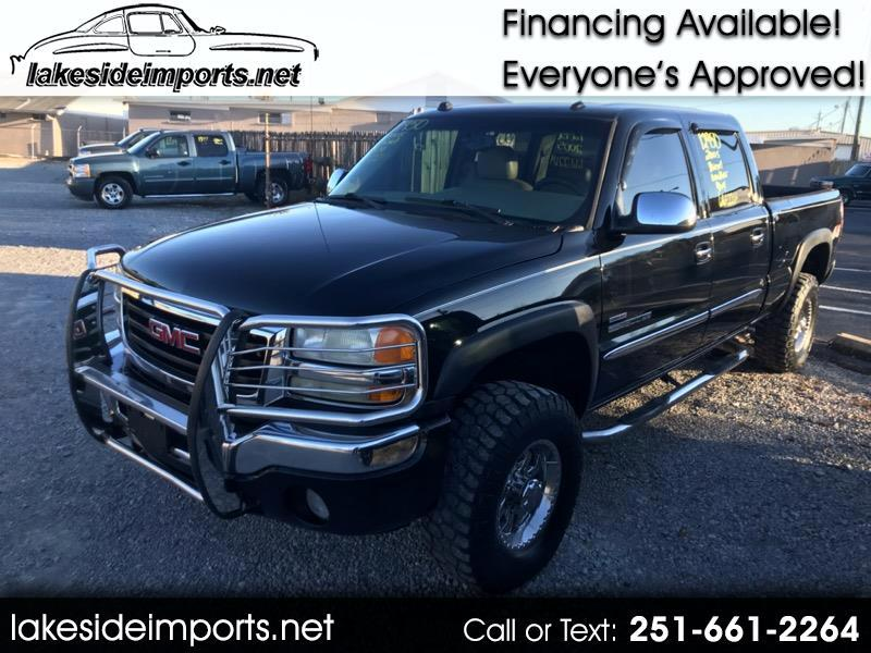 2005 GMC 2500 2500 HEAVY DUTY
