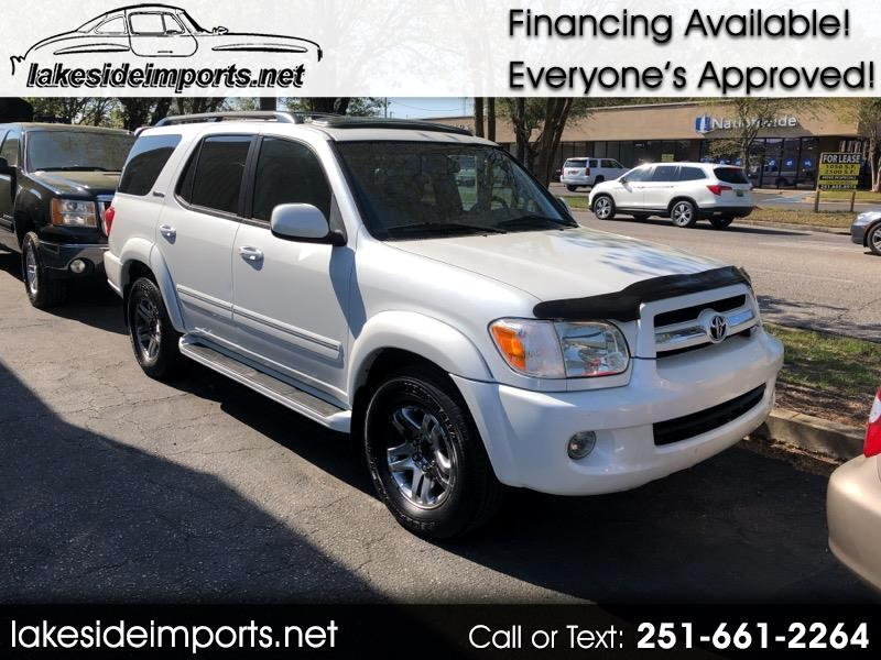 2006 Toyota Sequoia LIMITED