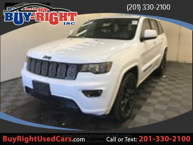 2017 Jeep Grand Cherokee Laredo 4WD