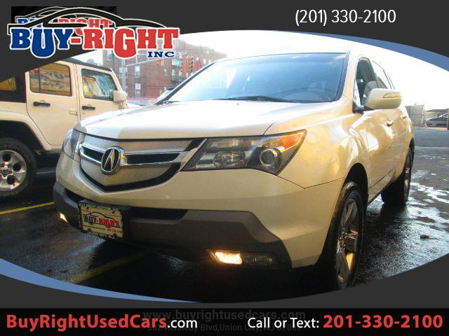 2009 Acura MDX Sport Package