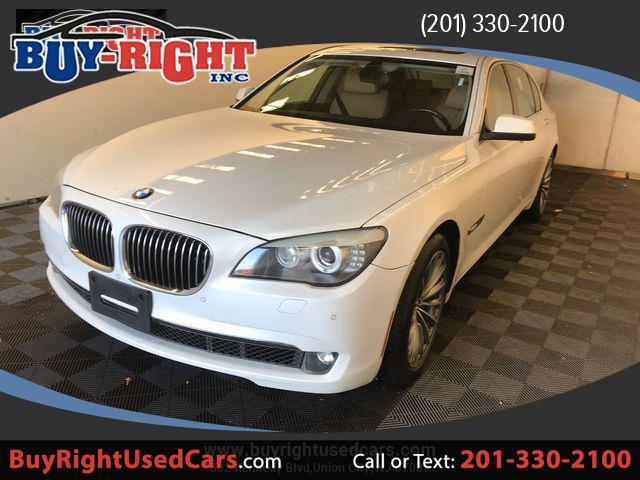 2012 BMW 7-Series 740iL