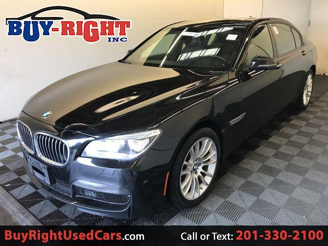 2015 BMW 750Li xDrive Base