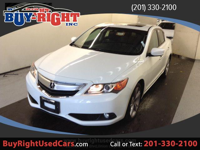 2015 Acura ILX 5-Spd AT w/ Technology Package