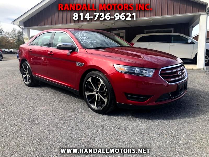 2015 Ford Taurus 4dr Sdn Limited AWD