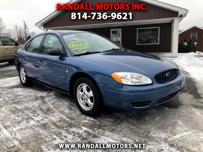 2004 Ford Taurus 4dr Sdn SES