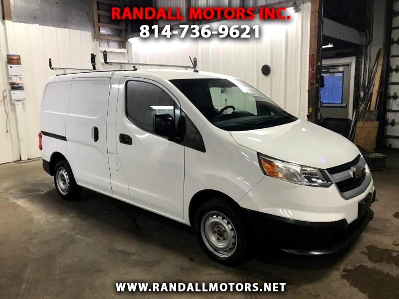 "2015 Chevrolet City Express Cargo Van FWD 115"" LS"