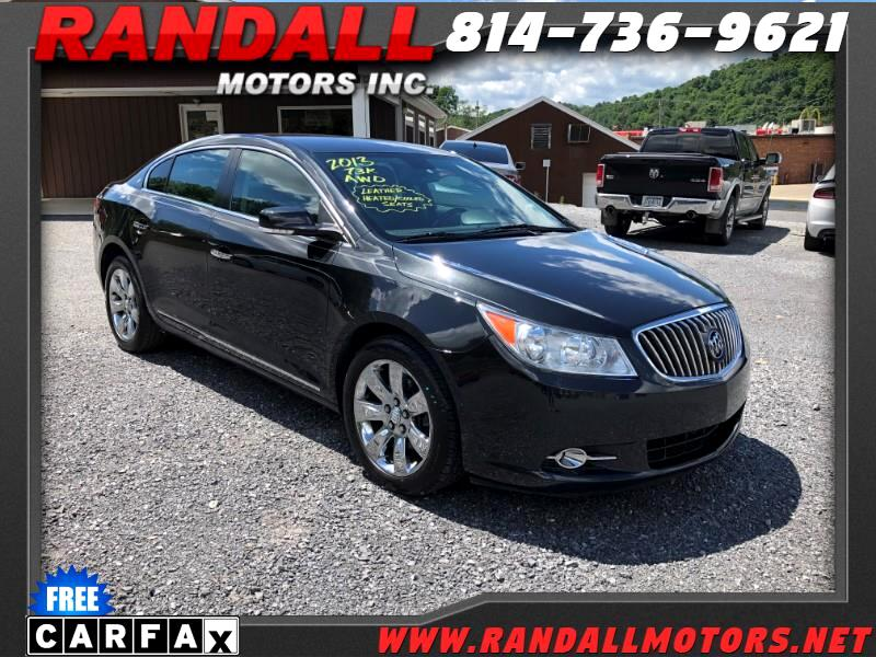 2013 Buick LaCrosse 4dr Sdn Premium 1 AWD