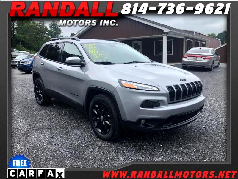 2014 Jeep Cherokee 4WD 4dr Altitude