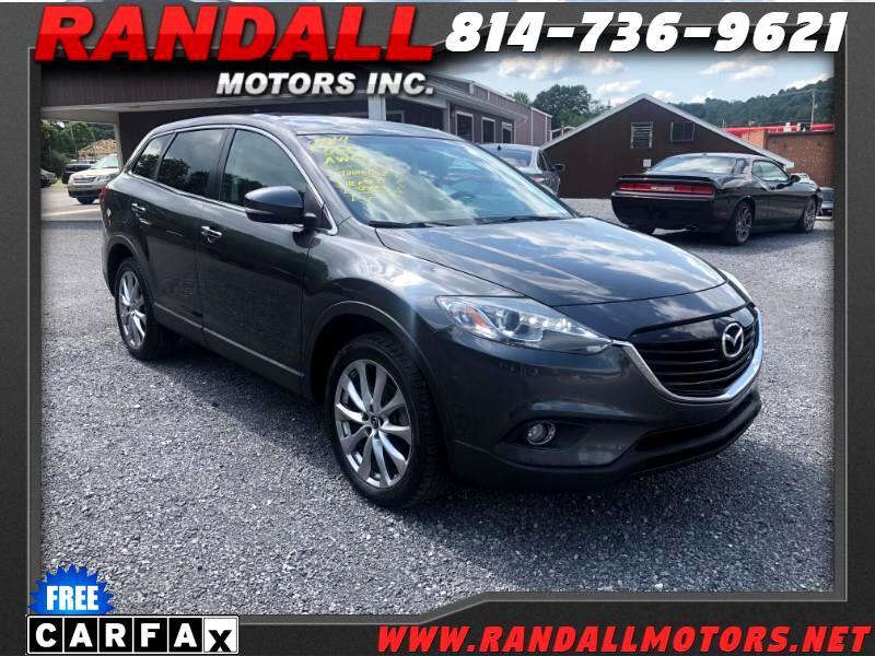 Mazda CX-9 AWD 4dr Grand Touring 2014