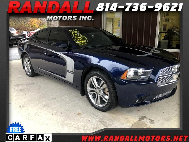 Dodge Charger 4dr Sdn SXT Plus AWD 2013