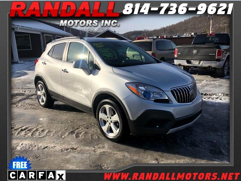 Buick Encore AWD 4dr 2015