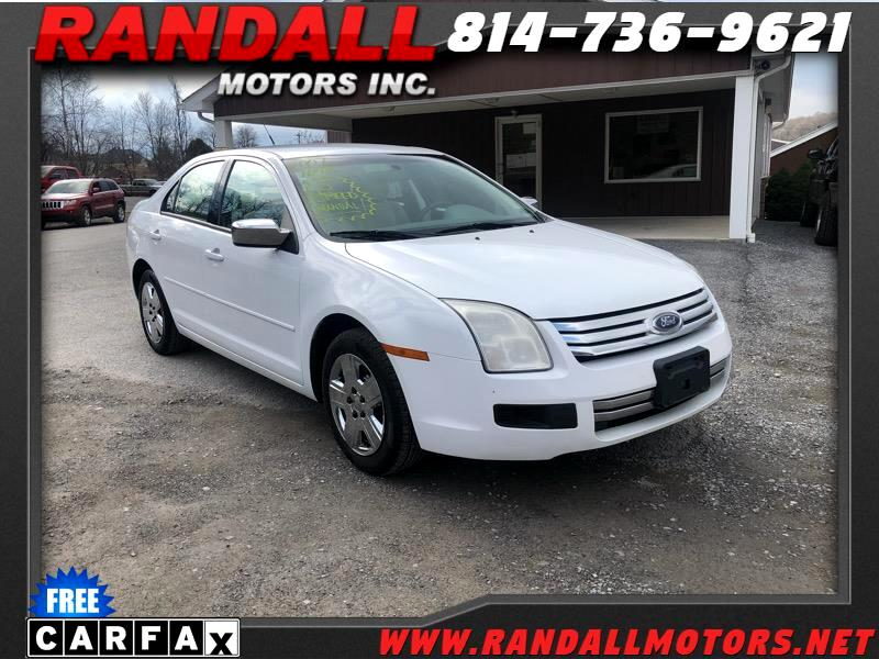 Ford Fusion 4dr Sdn I4 S FWD 2007