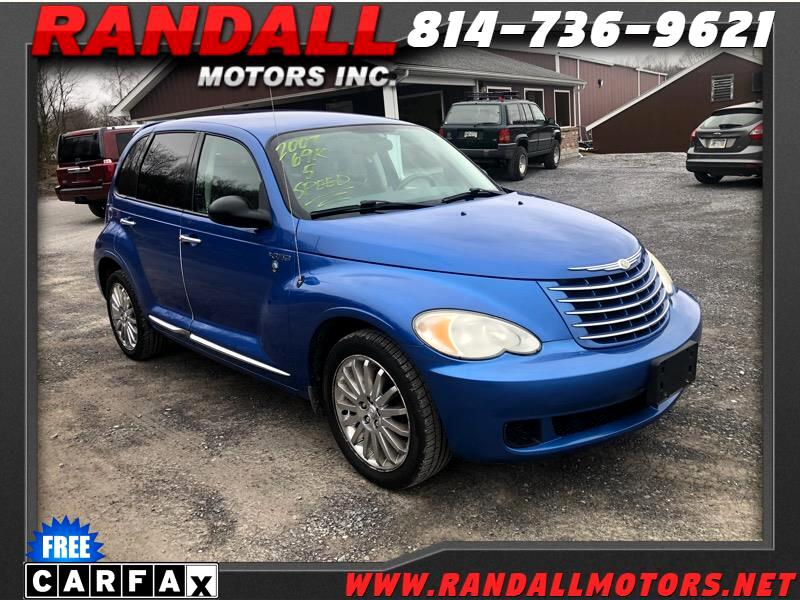 Chrysler PT Cruiser 4dr Wgn Touring 2007