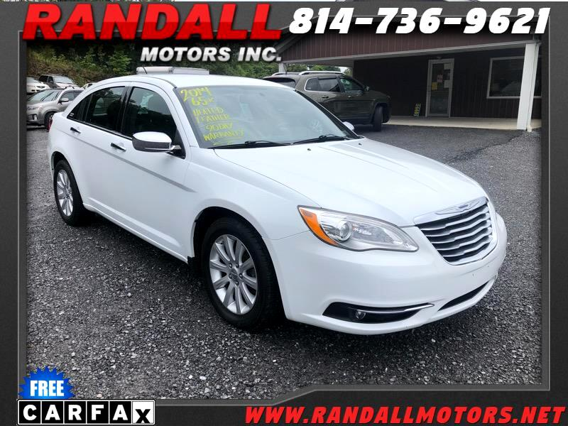 Chrysler 200 4dr Sdn Limited 2014