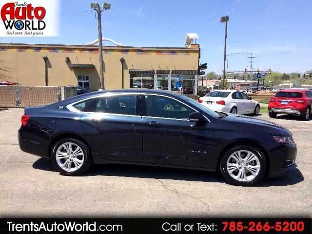 2014 Chevrolet Impala 4dr Sdn LT Eco
