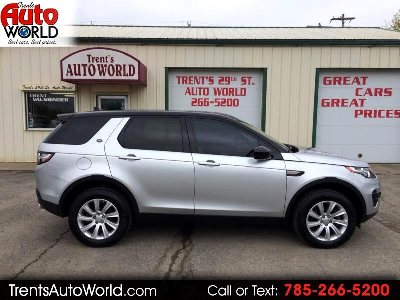 2016 Land Rover Discovery Sport SE AWD