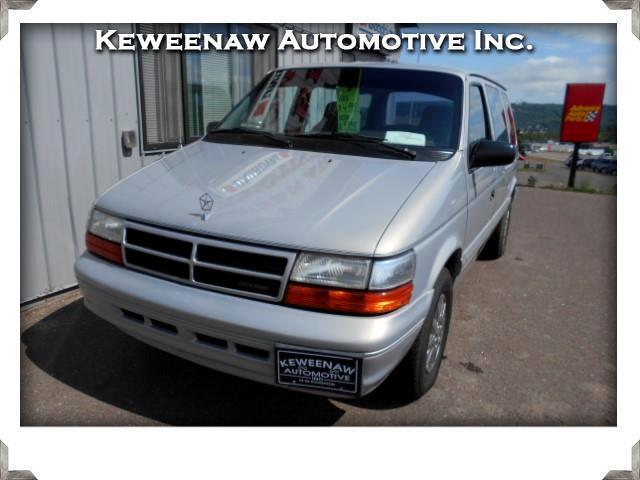 1995 Dodge Caravan BASE ARIZONA VEHICLE