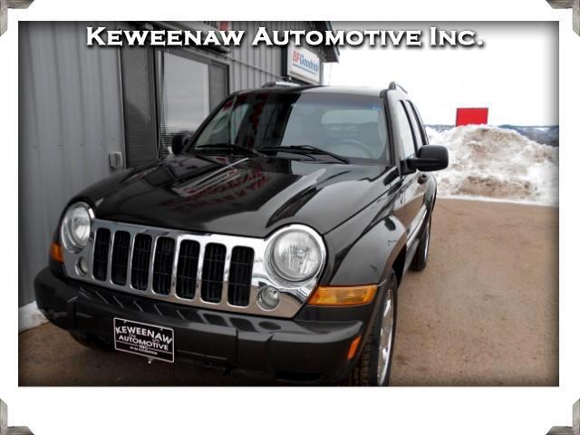 2006 Jeep Liberty LIMITED 4WD ARIZONA VEHICLE
