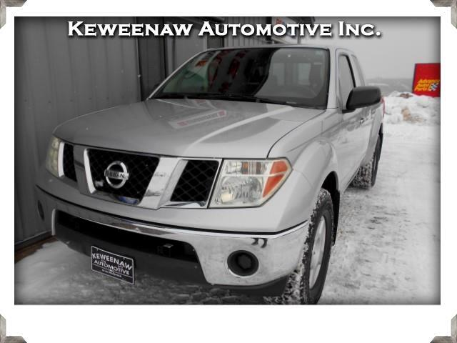 2006 Nissan Frontier SE King Cab 4WD
