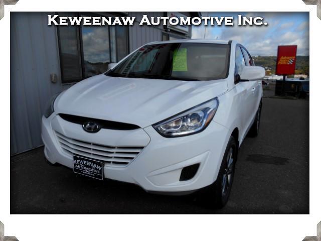 2015 Hyundai Tucson AWD 4dr Auto GLS