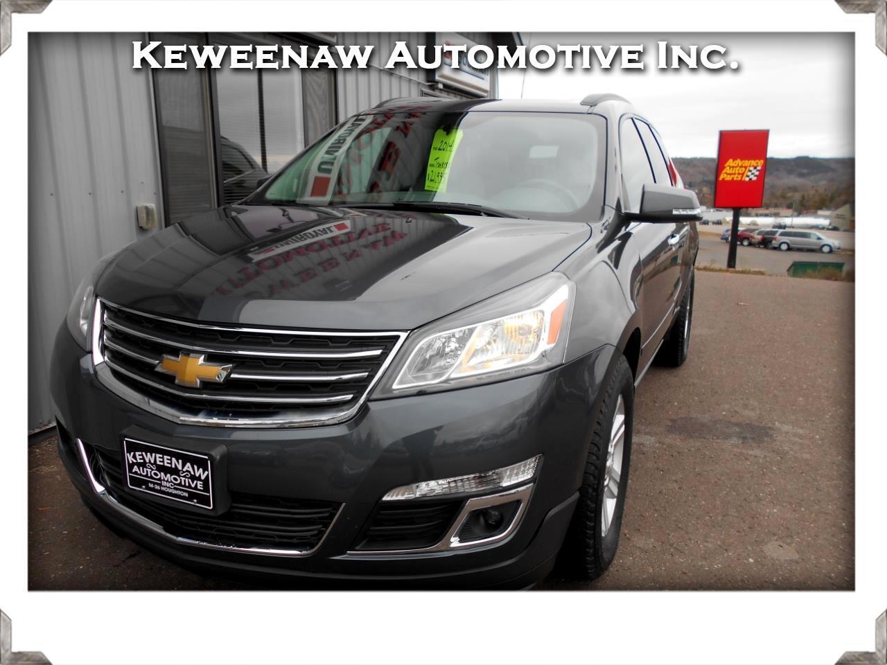 2014 Chevrolet Traverse AWD 4dr LT w/2LT