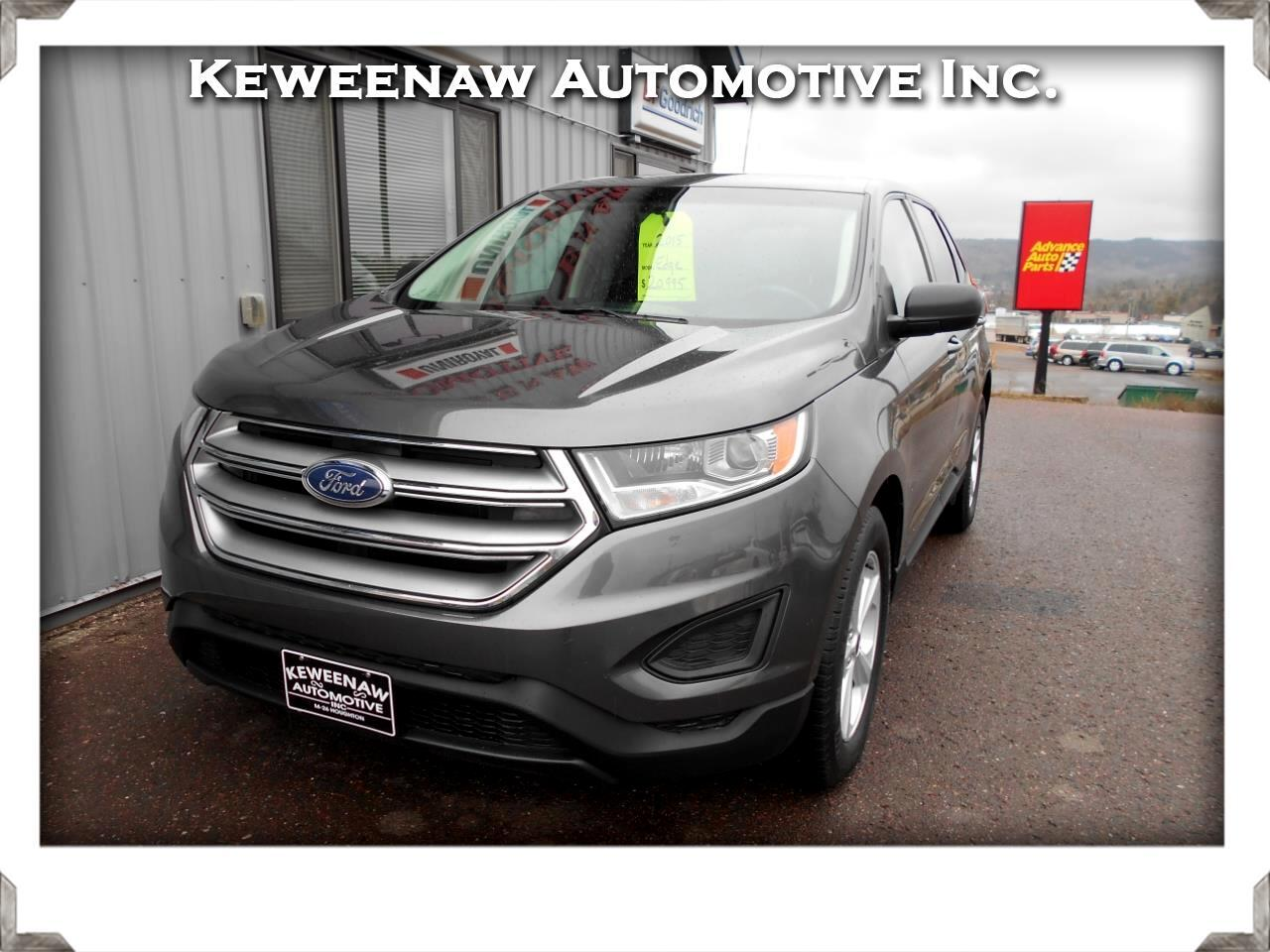 2015 Ford Edge 4dr SE AWD