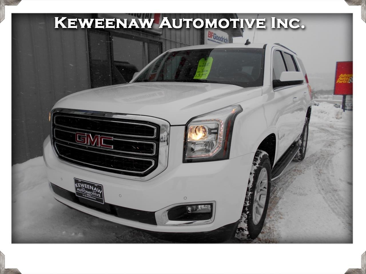 2015 GMC Yukon 4WD 4dr SLE