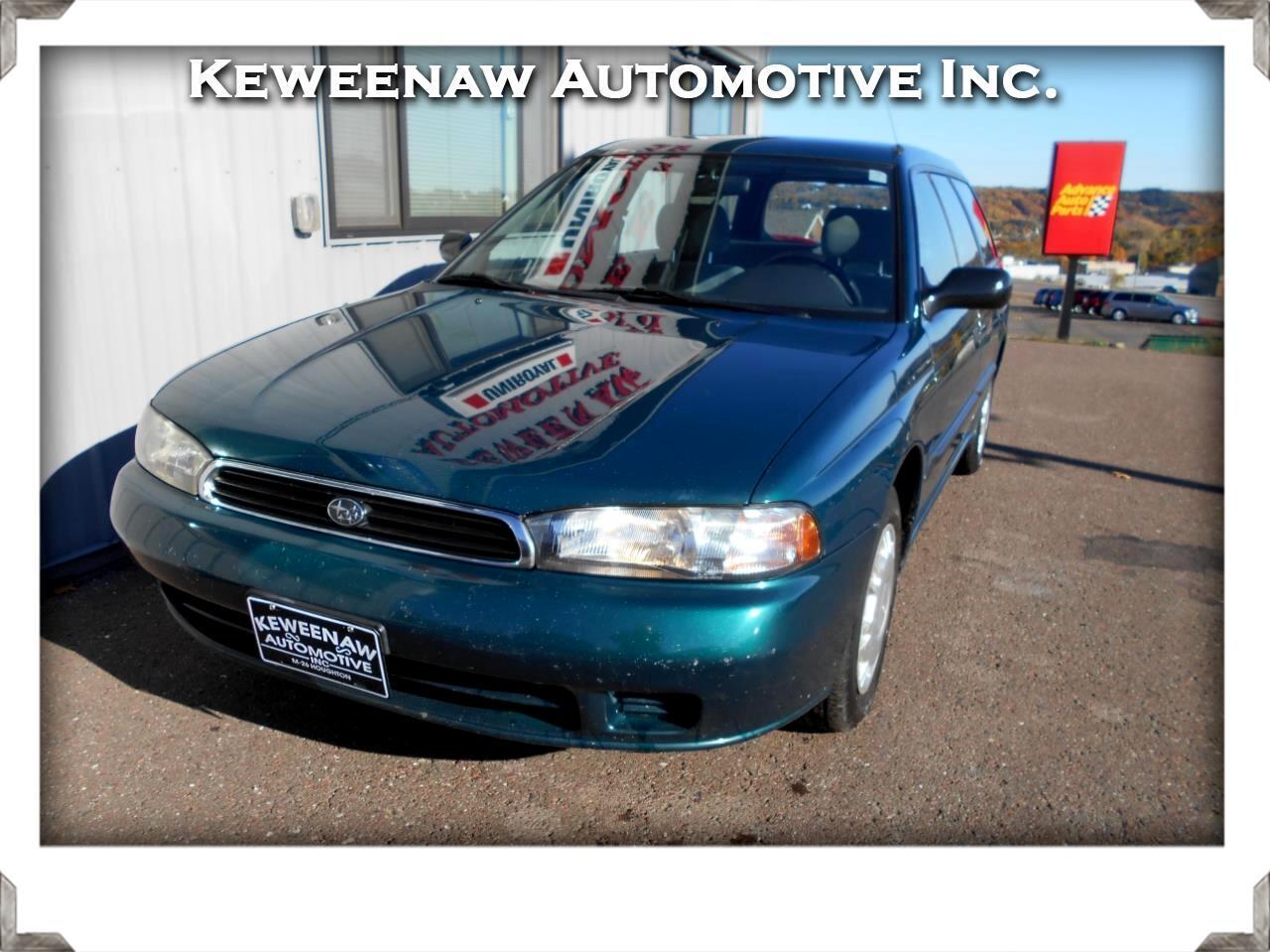 1996 Subaru Legacy Wagon 5dr Wgn L Auto AWD PQ Equip