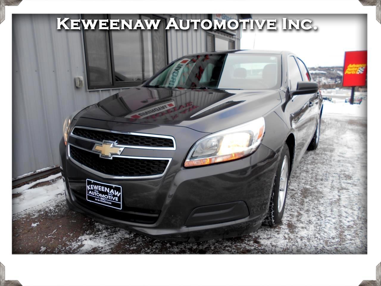 2013 Chevrolet Malibu 4dr Sdn LS w/1FL