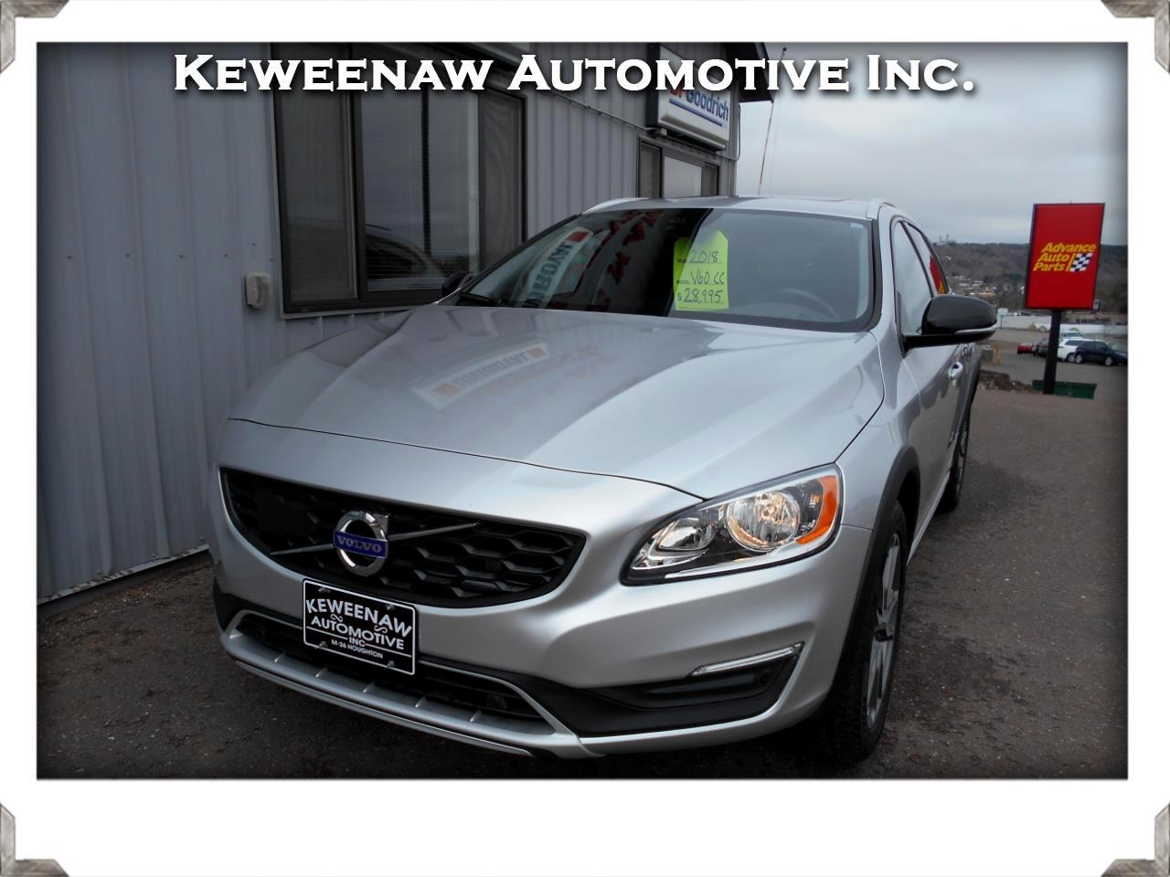 2018 Volvo V60 Cross Country Premier AWD