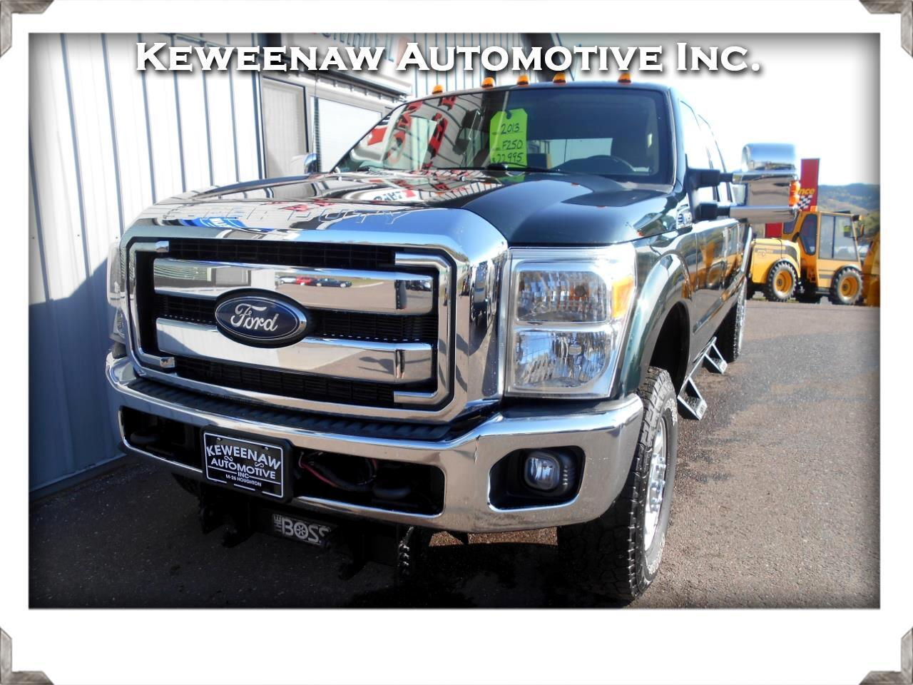 2013 Ford Super Duty F-250 SRW XLT 4WD