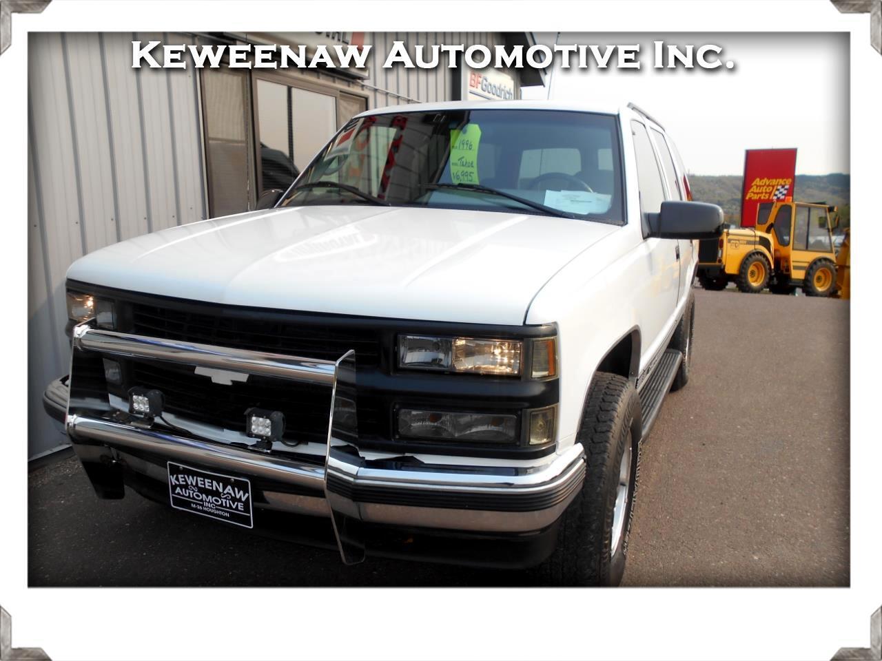 1996 Chevrolet Tahoe LS 4WD