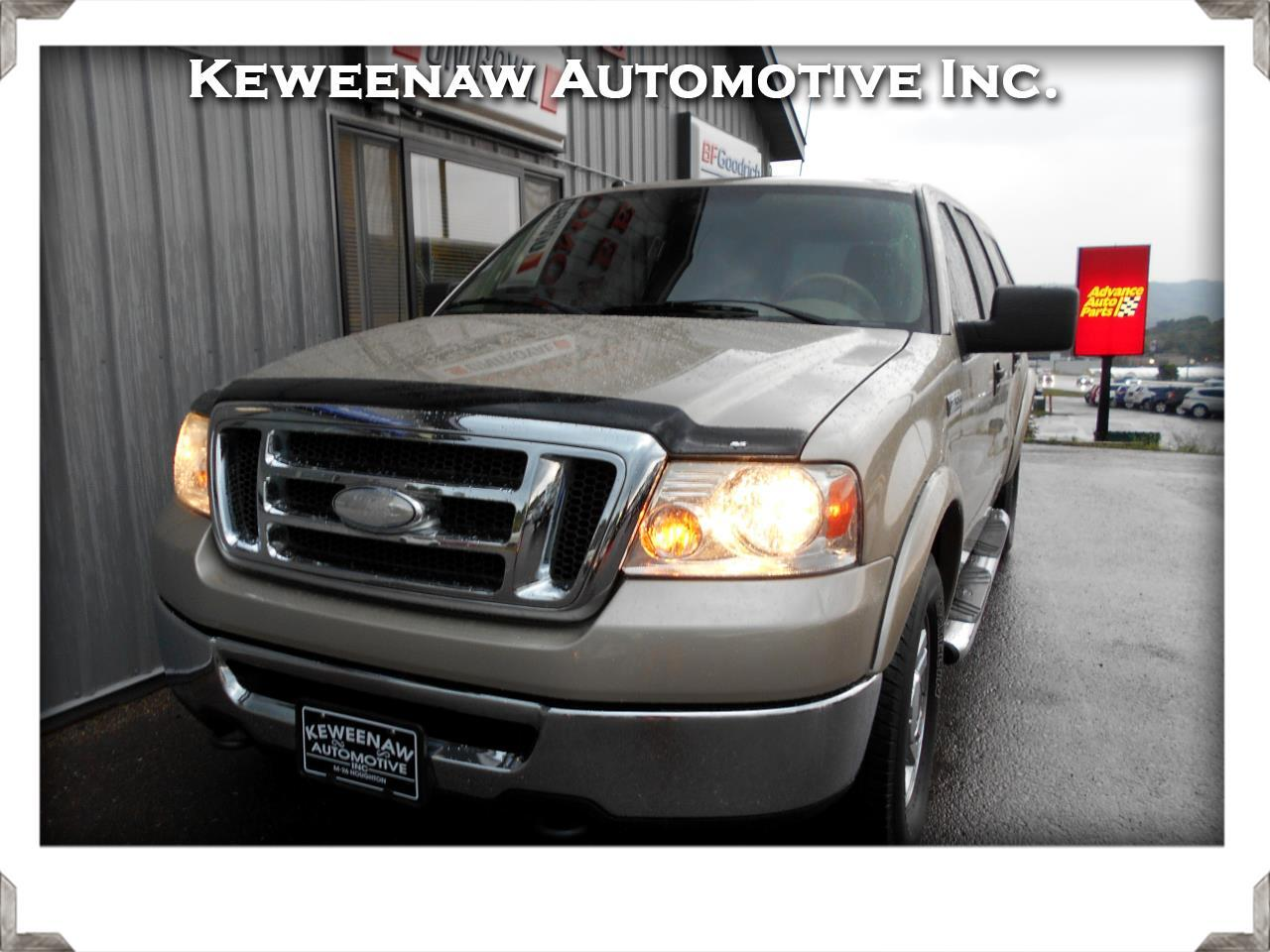 2008 Ford F-150 4WD XLT