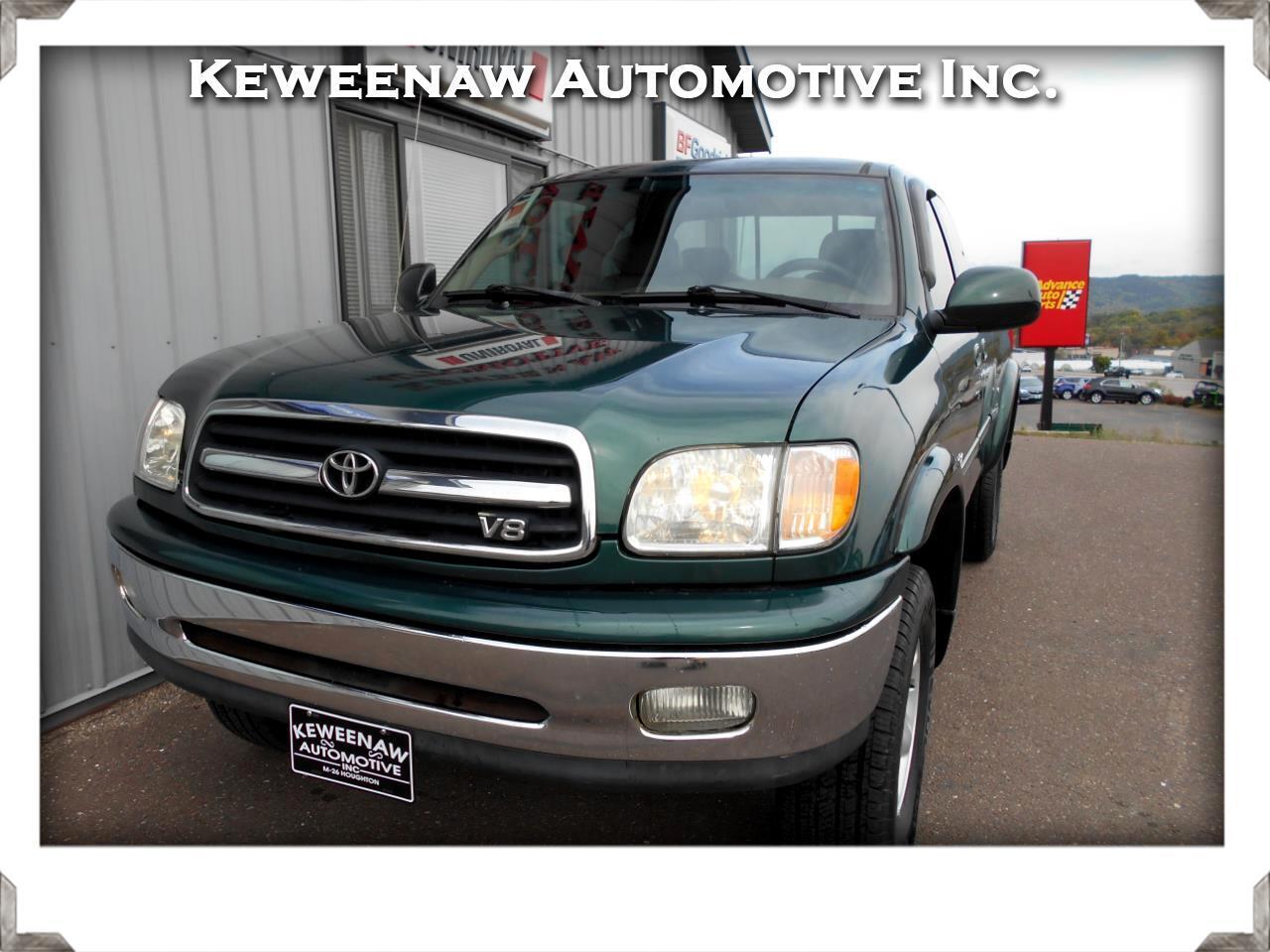 2002 Toyota Tundra Access Cab V8 Auto Ltd 4WD (Natl)