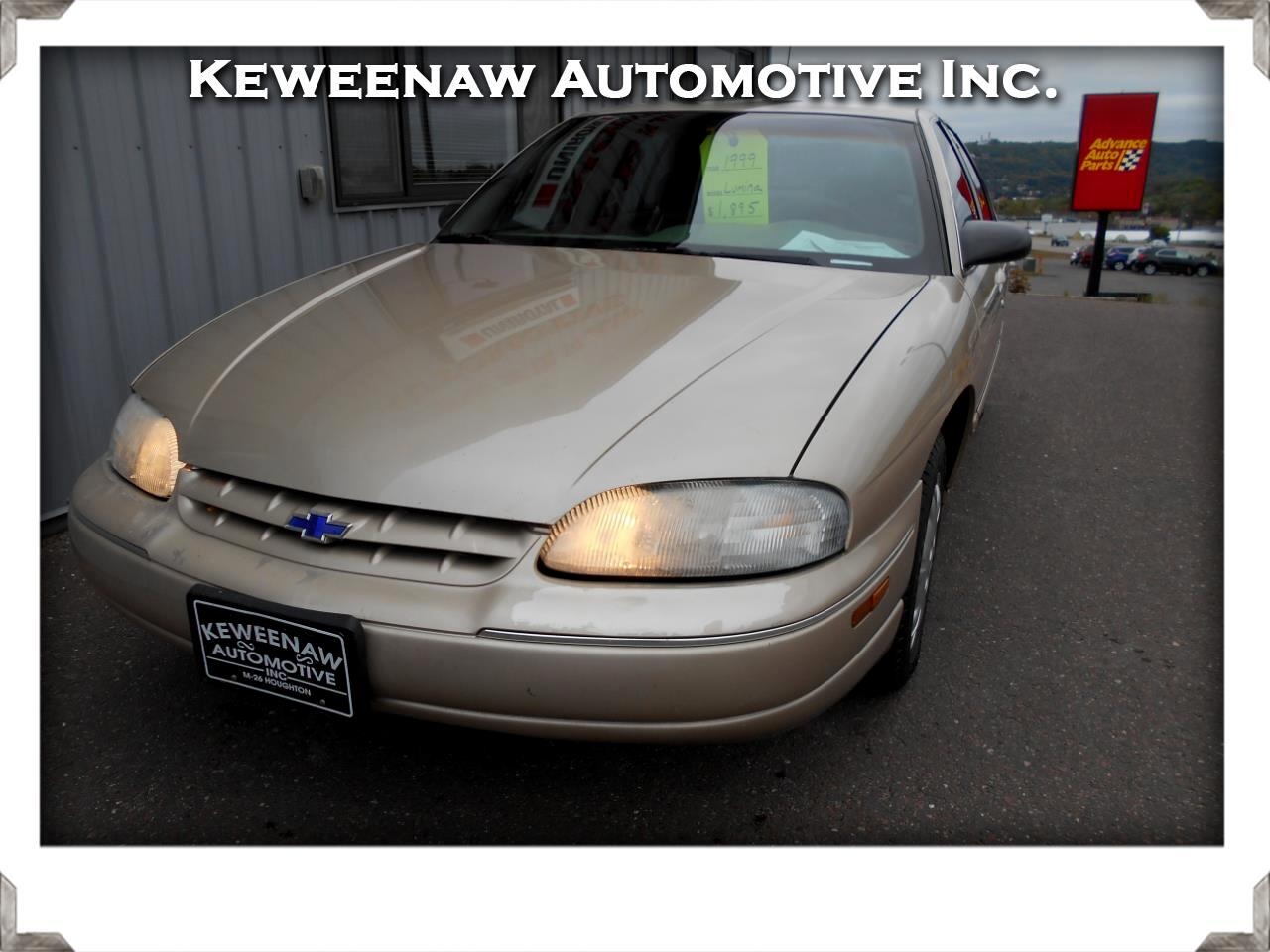 1999 Chevrolet Lumina 4dr Sdn