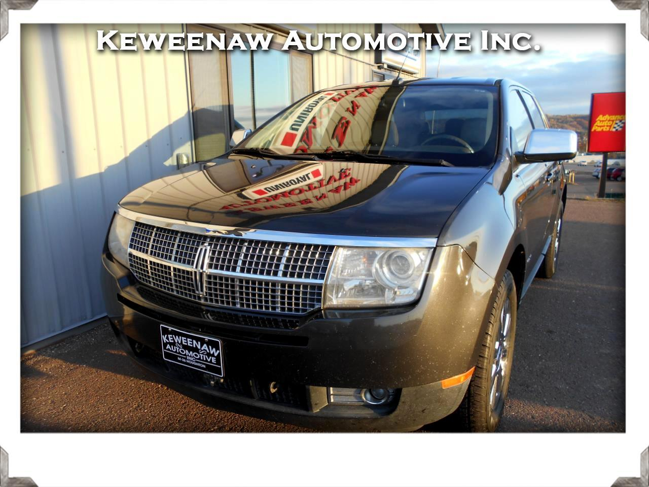 2007 Lincoln MKX FWD 4dr