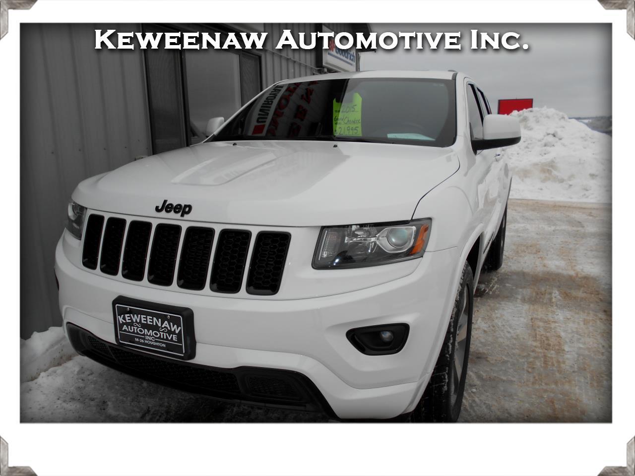 Jeep Grand Cherokee 4WD 4dr Laredo Altitude 2015