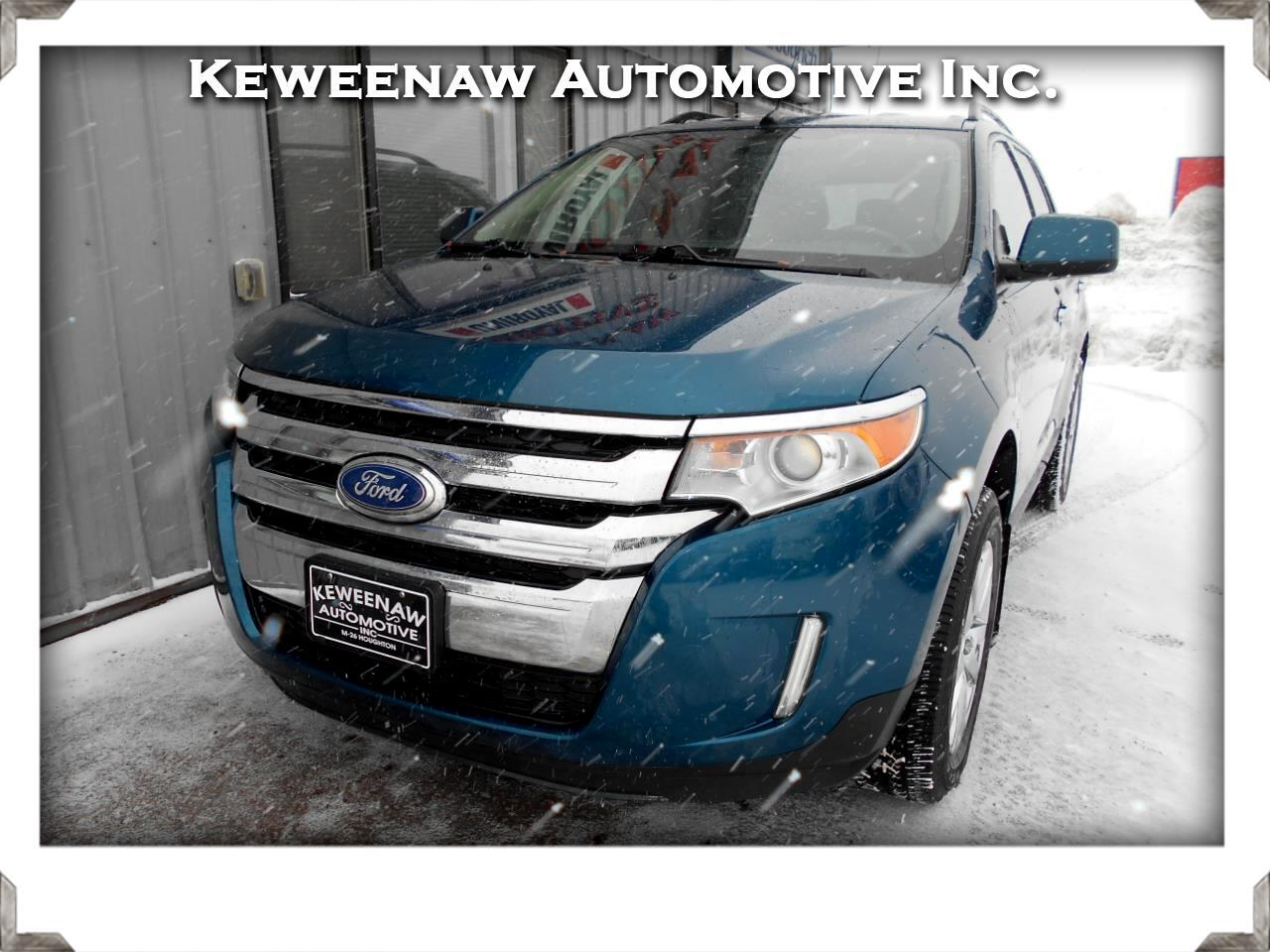 Ford Edge 4dr SEL AWD 2011