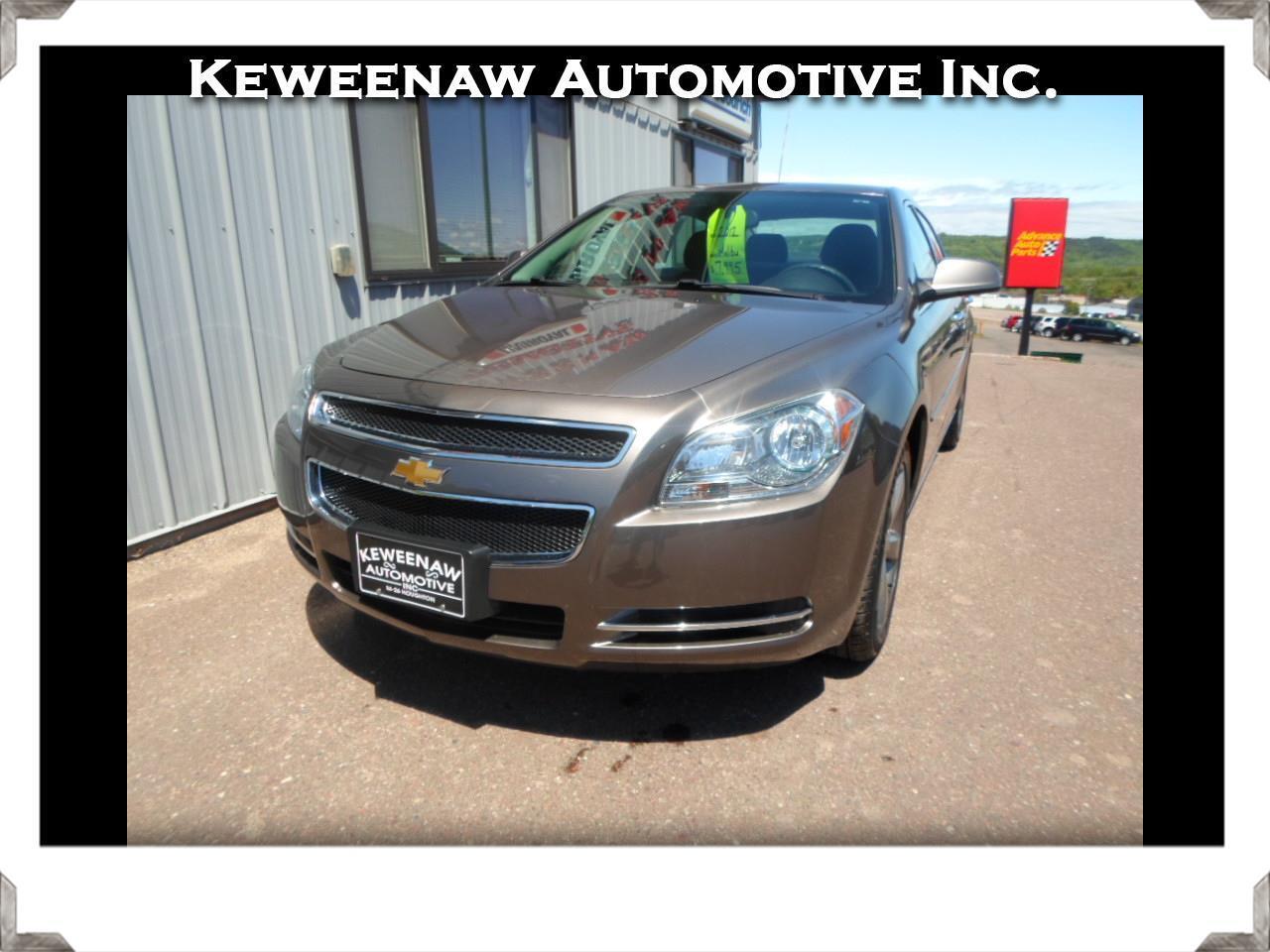 Chevrolet Malibu 4dr Sdn LT w/1LT 2012