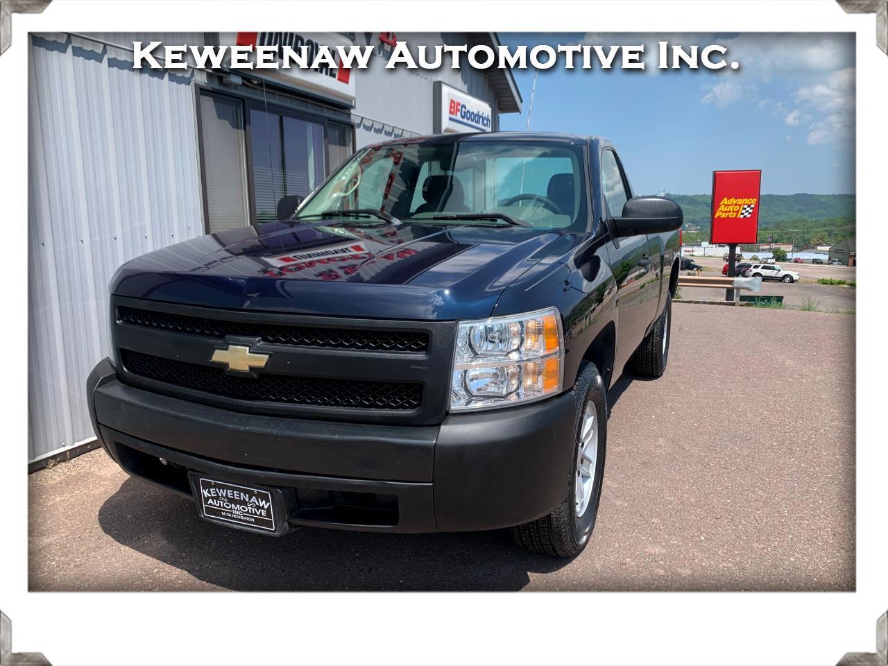 """Chevrolet Silverado 1500 2WD Reg Cab 133.0"""" Work Truck 2007"""